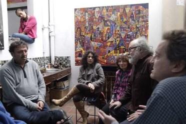 Piden al gremio artístico alzar la voz contra degradación en el país