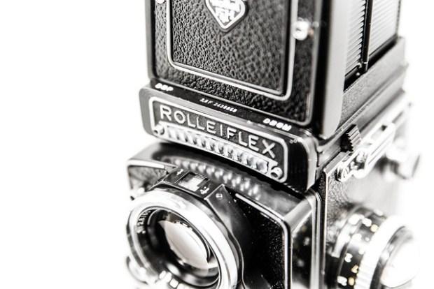 Rolleiflex 2.8F w/Planar