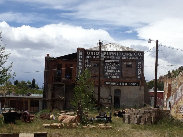 Picture from Victor, Colorado