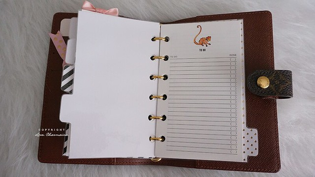 Louis Vuitton Monogram Small (PM) Agenda