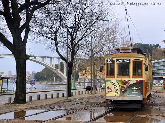 Porto Vintage tram