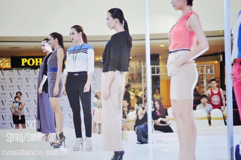 Vogue For Virtue 2013 Charity Fashion Show @ Queensbay Mall