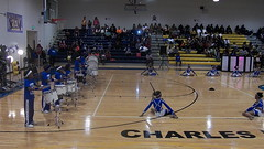 285 Crump Elementary Majorettes and Drummers