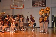 002 Melrose High School Band