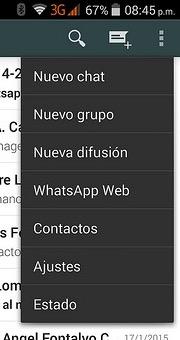 Whtasapp Web