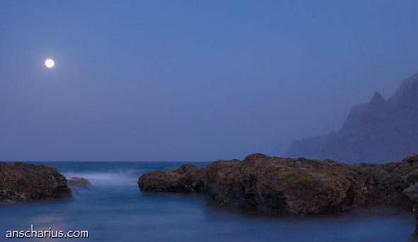 Calima Sunset @ Punta del Hidalgo #4