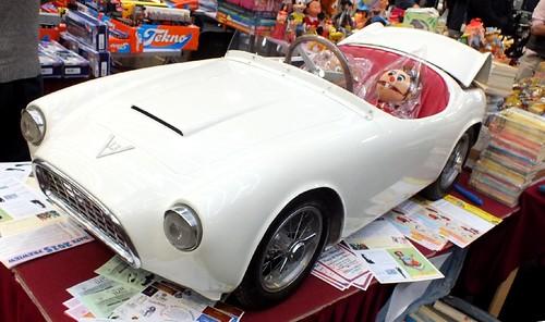 Sila Bimbo Racer V12 1956