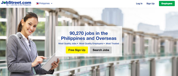 Job Search Websites in the Philippines - Jobstreet