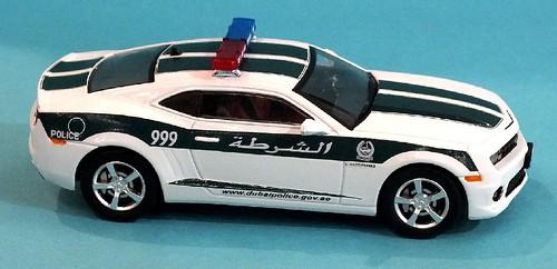 IXO Chevrolet Camaro Dubai Police (1)