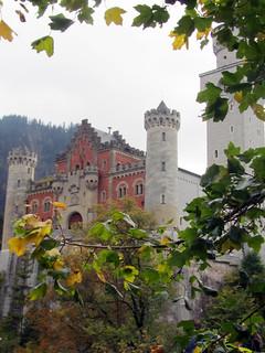 Neuschwanstein - Front