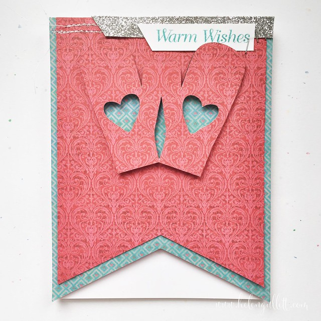 Warm Wishes - SOUS Die Cut Challenge