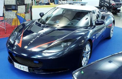 Lotus Evora S Carabinieri