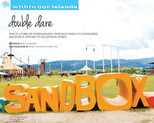 La Isla Magazine February 2015 Edition