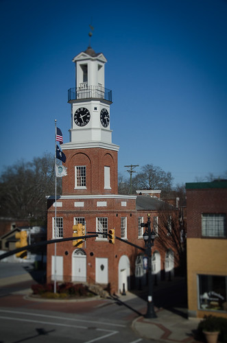 Winnsboro Clock Tower-007