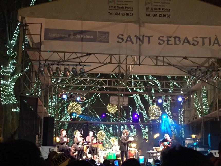 Revetla de Sant Sebastiá 2015