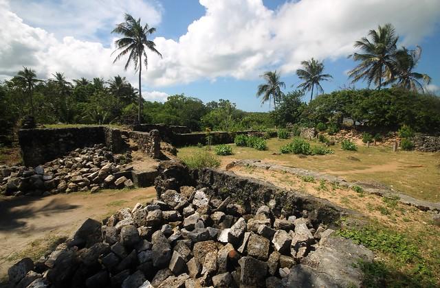 Magsaysay Fort Ruins