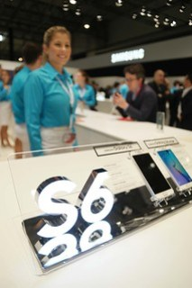 Samsung Galaxy S6 EDGE MWC15