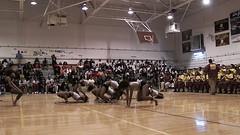173 Mitchell High School Majorettes