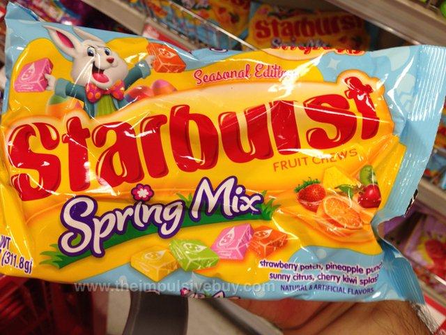 Starburst Seasonal Edition Spring Mix