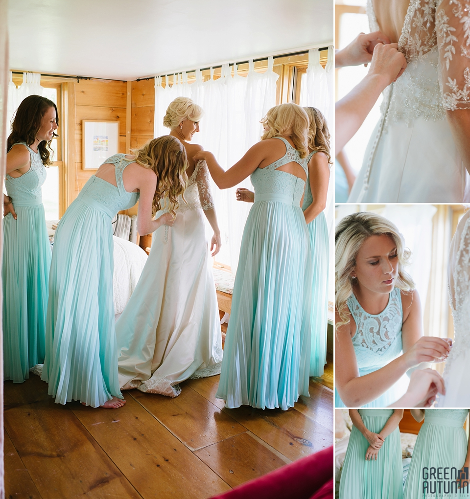 Fall Bespoke South Pond Farms Wedding Photography