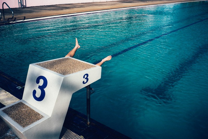 swimming pool  No.3