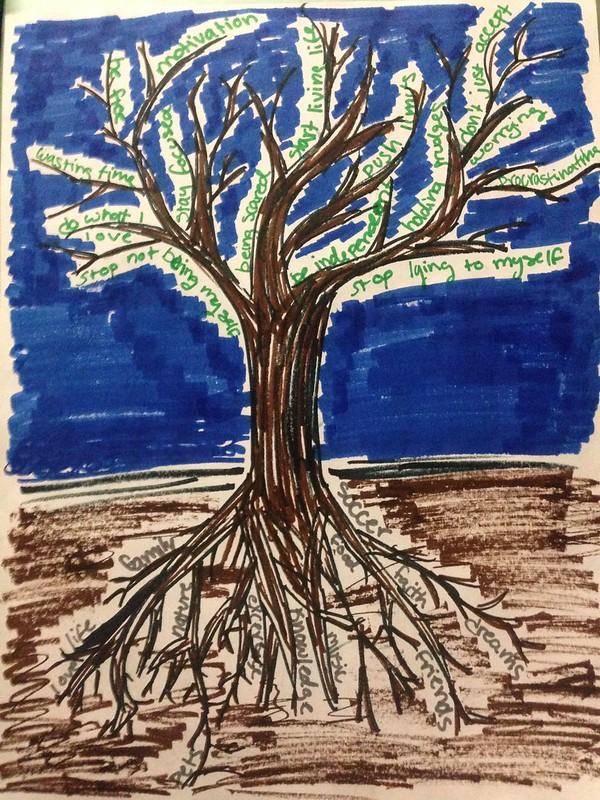 Tree Myself