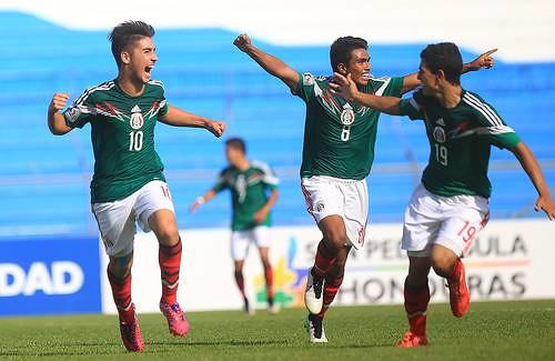 Jugadores de la Sub-17, optimistas en conquistar el Mundial de Chile