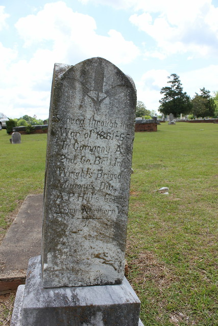 Joseph Pinkney Parker Monument, Oakwood Cemetery, Troy AL