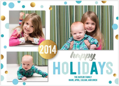 2014 Holiday Card