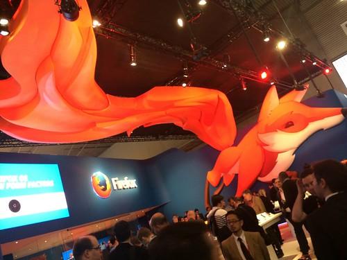 Firefox  #MWC15