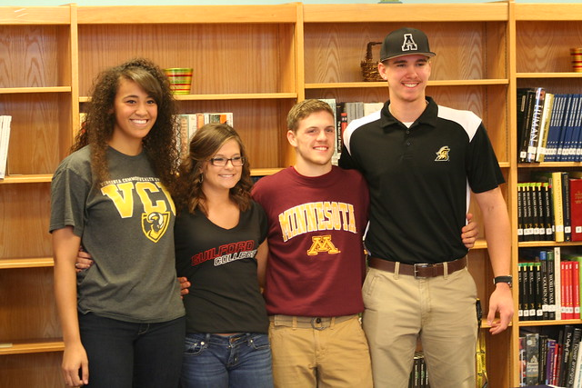 Providence Grove High School Signings