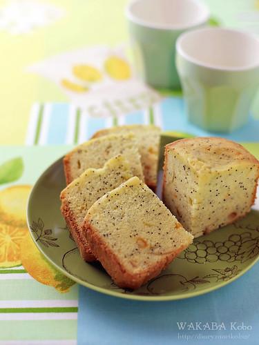 米粉パウンドケーキ シトラスポピーシード20150309-IMG_8147