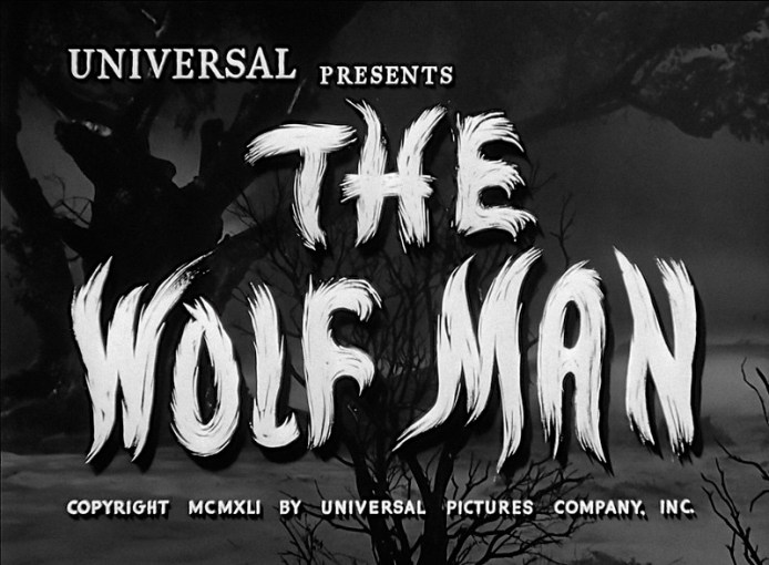 feldenchrist s Favorite Flickr photos   Picssr The Wolf Man  Universal  1941  1