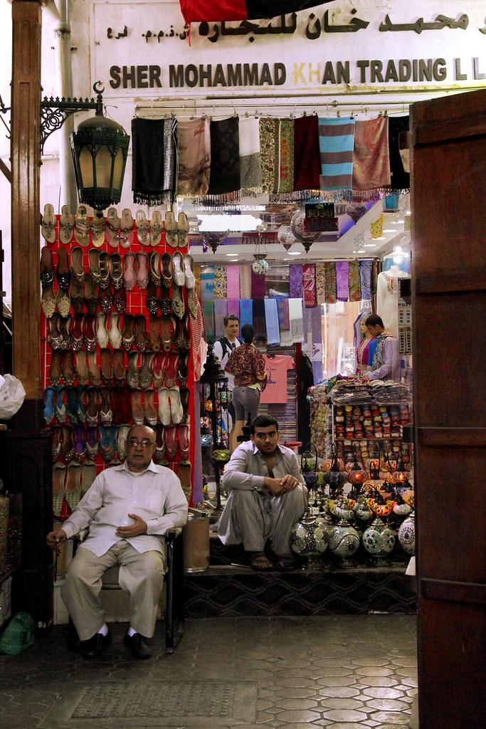 Dubais souqs