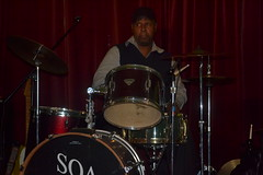 037 Turner Friends Band Drummer