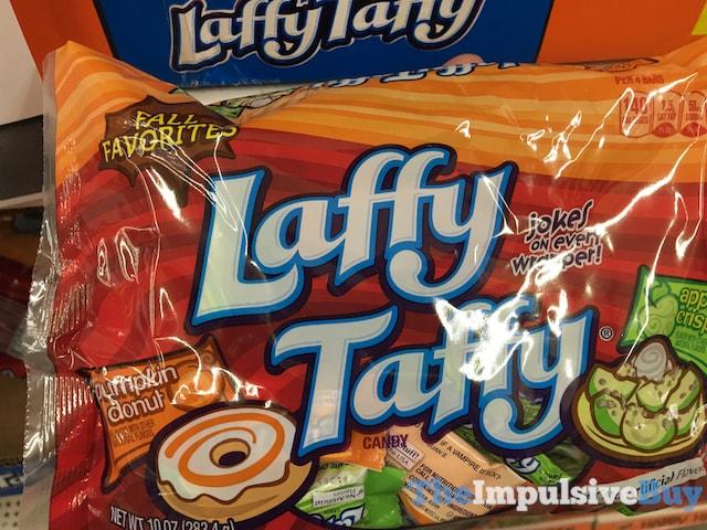 Fall Favorites Laffy Taffy Pumpkin Donut and Apple Crisp