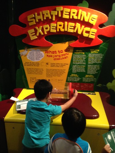 Science Center - who dunnit?