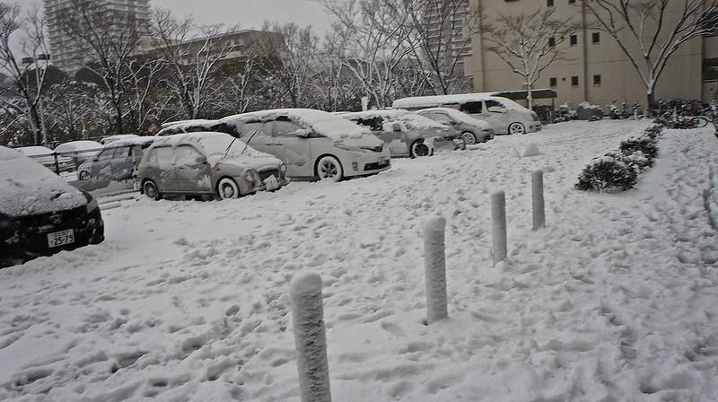 Seishincho Parking area 1-1-3