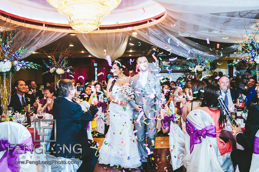Atlanta Vietnamese Wedding Vien Hong