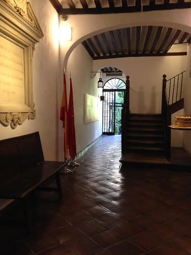 Casa Museo Lope de Vega, Barrio de las Letras. Madrid