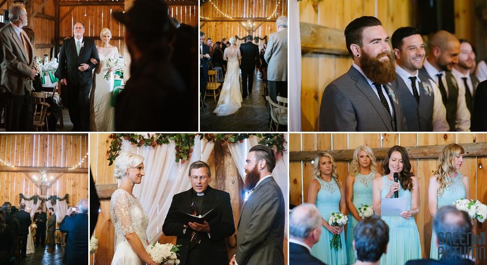 Autumn South Pond Farms Wedding Photography 0040
