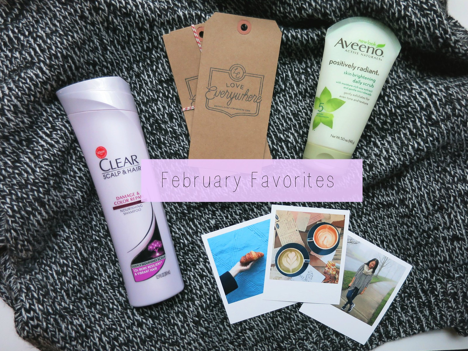 February Beauty and Lifestyle Favorites