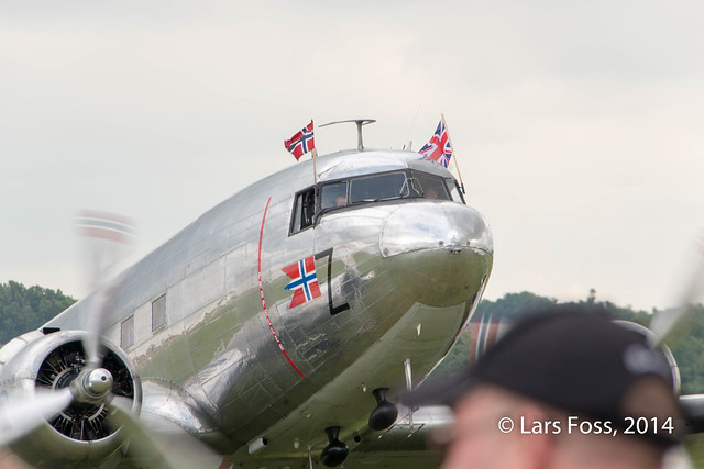Dakota Norways DC-3
