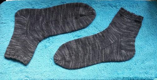 Sunday sevens.  Socks