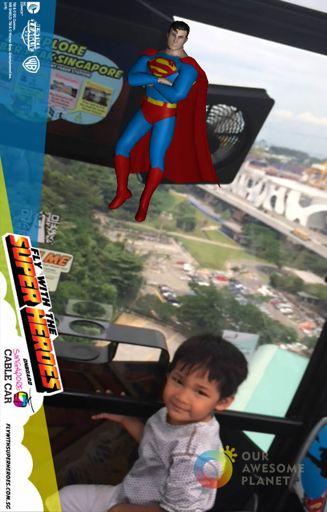 Super Hero with Sentosa Cable Car-7.jpg