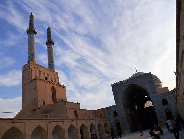 Things to See in Yazd