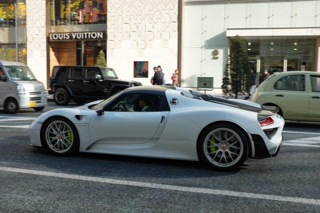 Porsche 918 Spyder 2015/03/05 X1003847
