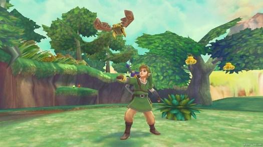 The Legend of Zelda: Skyward Sword - 35811