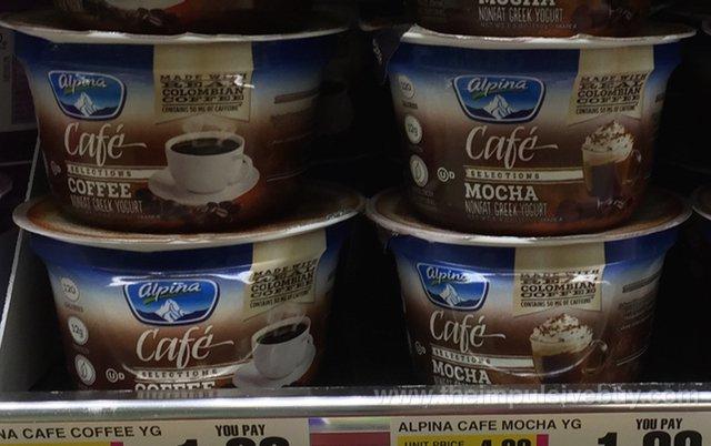 Alpina Cafe Selections Greek Yogurt - Version 2