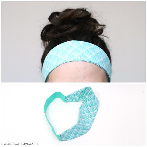 Free Woven Headband Tutorial